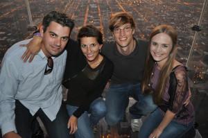 Matt,Maggi,Marshall & Sarah